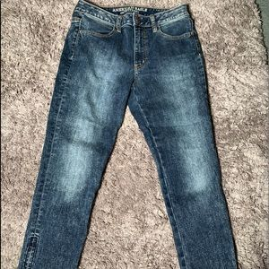 American Eagle Outfitters High Rise Jeans